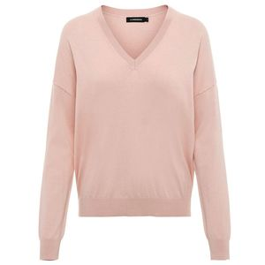 Inez Cotton Silk Sweater