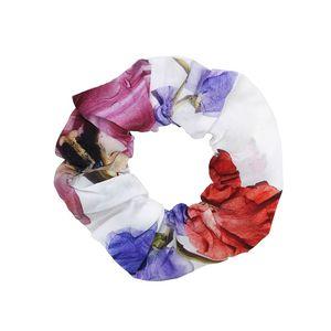 Silk Mix Scrunchie