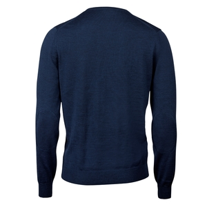 Bild 3 av Merino Crew Neck With Patches
