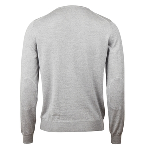 Bild 11 av Merino Crew Neck With Patches