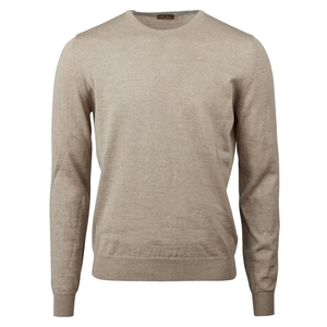 Bild 4 av Merino Crew Neck With Patches