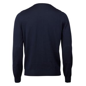 Bild 7 av Merino Crew Neck With Patches