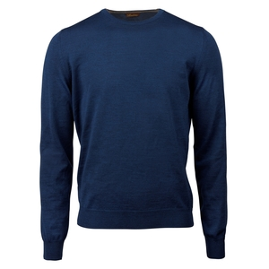 Bild 2 av Merino Crew Neck With Patches