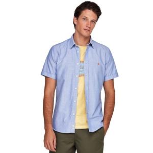 Evan SS Button Down Shirt