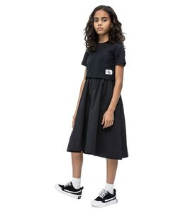 2-in-1 Midi Dress