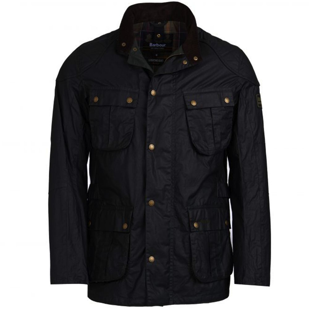Bild 1 av Lightweight Lockseam Waxed Cotton Jacket