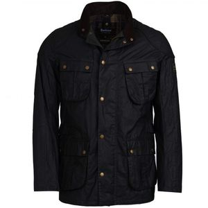 Lightweight Lockseam Waxed Cotton Jacket