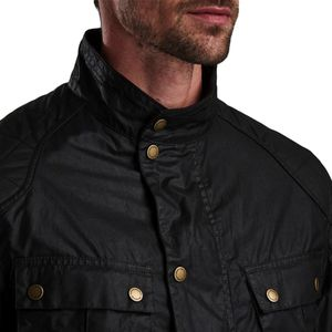 Bild 4 av Lightweight Lockseam Waxed Cotton Jacket