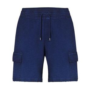 Cotton Jersey Cargo Shorts