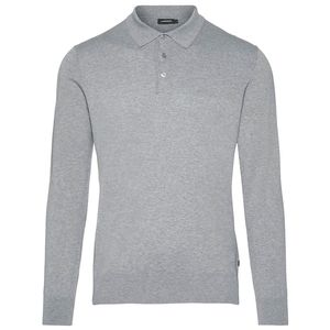 Rowan Cotton Silk Polo Shirt