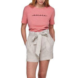 Elba Linnen Shorts
