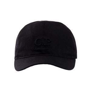 Gabardine Googles Baseball Cap