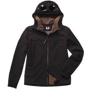 Shell Goggle Jacket