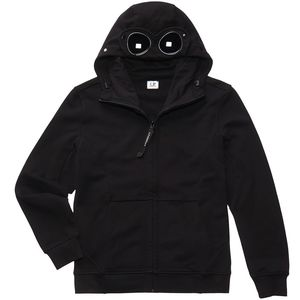 Diagonal Fleece Goggle Sweatshirt