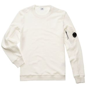 Diagonal Fleece Lens Crew Sweatshirt