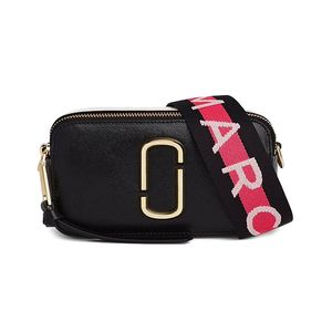 Logo Strap Snapshot Camera Bag