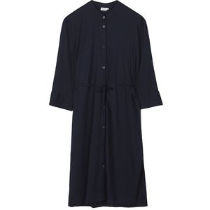 Seer-Sucker Shirt Dress
