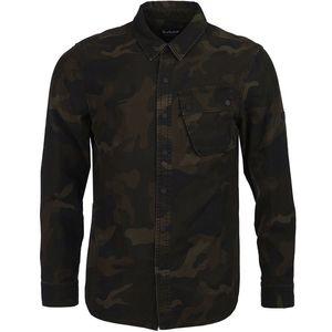 B.Intl Camo Overshirt