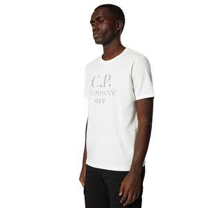 Logo Print Crew T-shirt