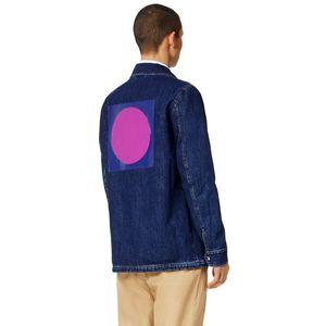 Bild 5 av 'Square Logo' Denim Jacket