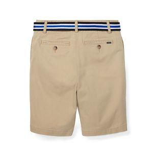 Bild 3 av Slim Fit Belted stretch Shorts