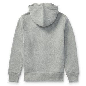 Bild 5 av  Cotton-Blend-Fleece Hoodie