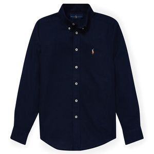 Slub Linen-Cotton Shirt