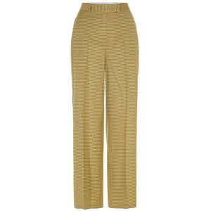 Kori Microcheck Suit Trousers