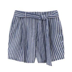 Alisa Linen Shorts