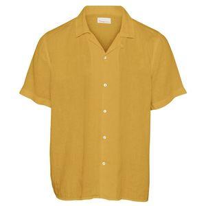 Linnen Short Sleeved Shirt