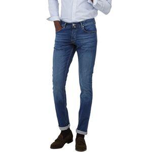 Steve Satin Jeans