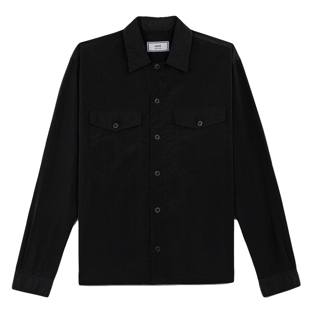 Bild 1 av Camp Collar Overshirt