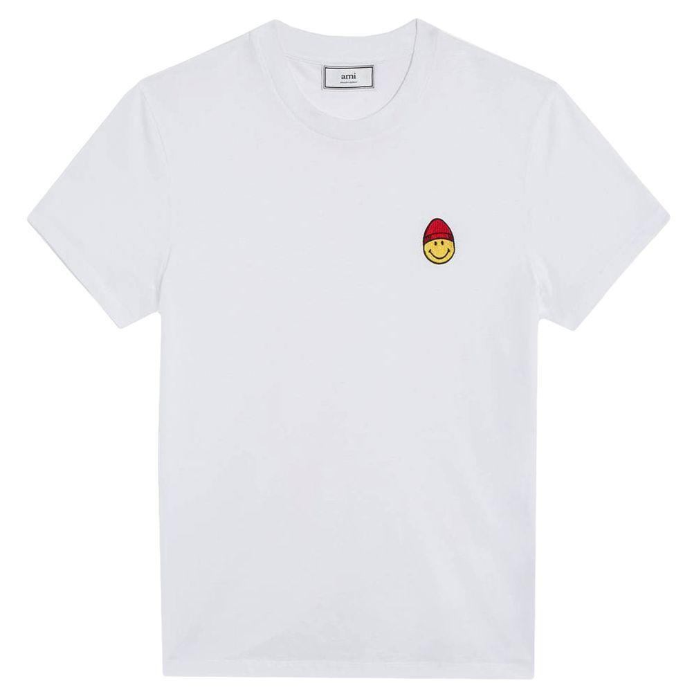 Bild 1 av T-Shirt Smiley Patch