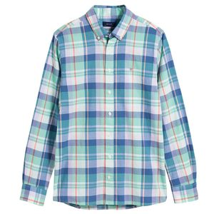 Sunfaded Pastel Madras Shirt