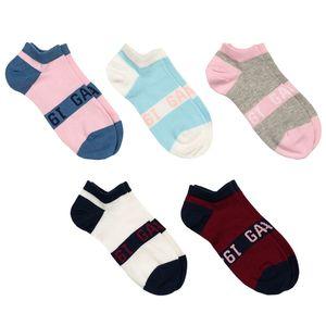 5-Pack Sneaker Socks