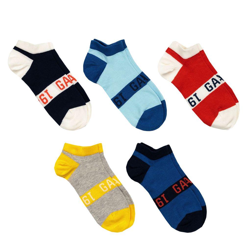 Bild 1 av 5-Pack Sneaker Socks