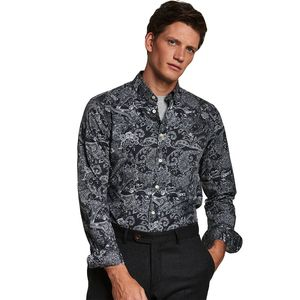 Montaron Button Under Shirt