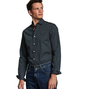 Helios Spread Collar Shirt