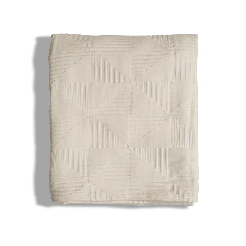 Bild 1 av Jacuard Cotton Bedspread