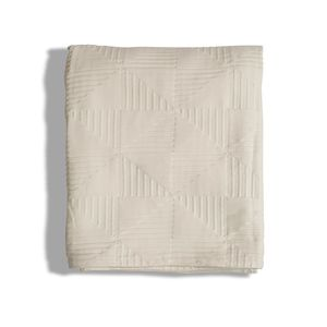 Jacuard Cotton Bedspread