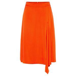 Anja Washed Silk Skirt