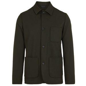 Oxford Sport Wool Jacket