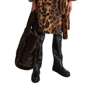 Lola Bag Faux Fur
