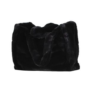 Lola Bag Faux Fur