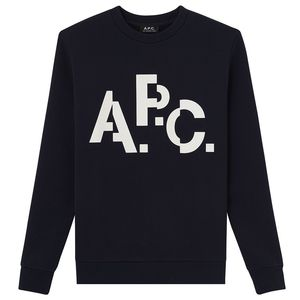 Misaligned Sweatshirt
