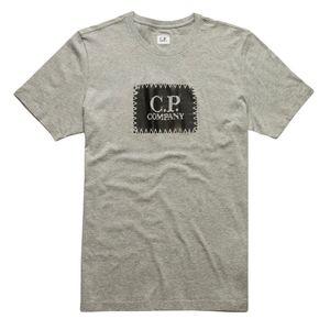 Label Print T-shirt