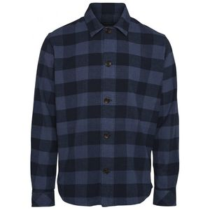 Brushed Checked Flannel Shirt
