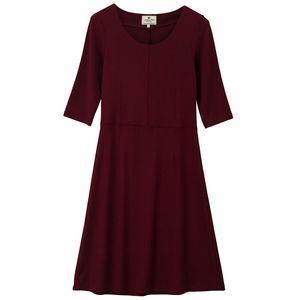 Scarlett U-Neck Dress
