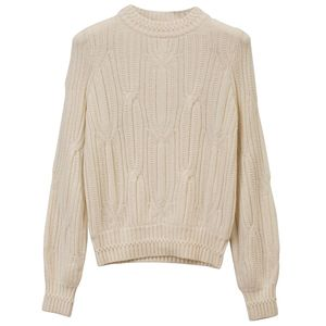 Trista Cable Sweater