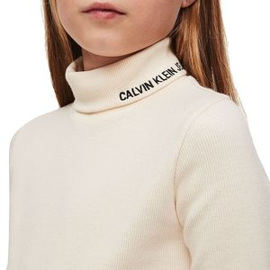 Organic Cotton Turtleneck Jumper